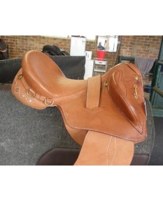 Polocrosse Special Competitor Mark 2 fender stock saddle