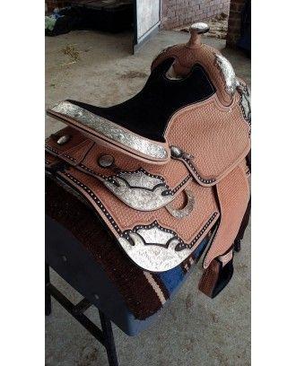 Western Show Saddle model ri455 - Western Show