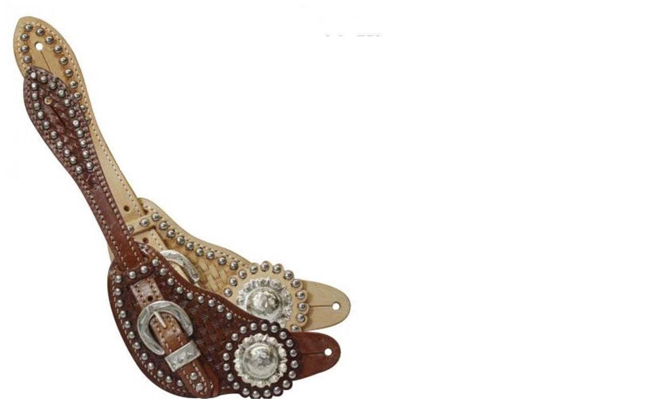 Spur straps Ladies WESTERN MODEL 750