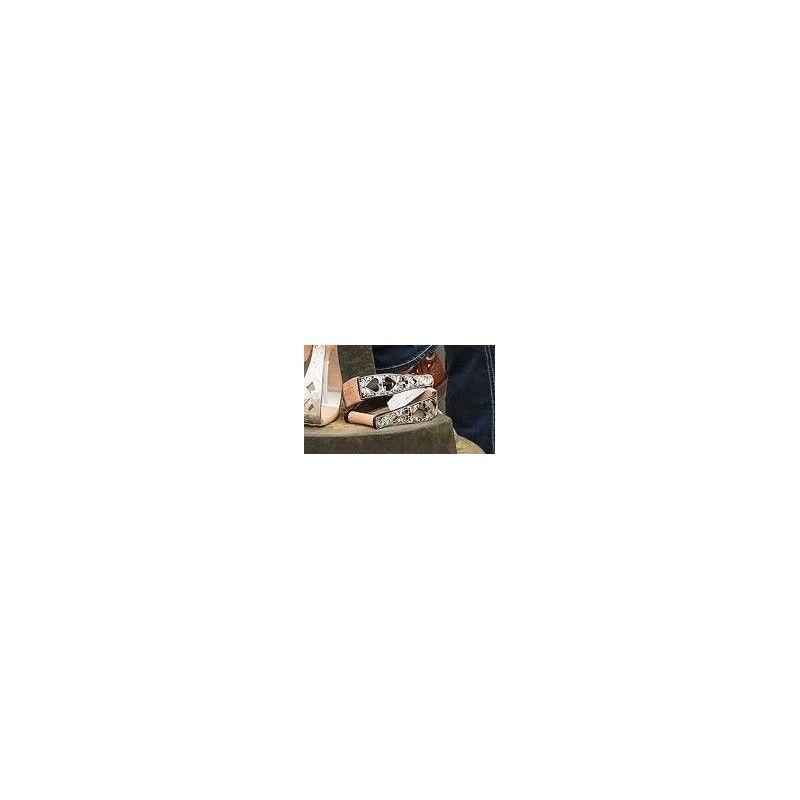 Western Stirrup Irons Full House - Stirrup Irons