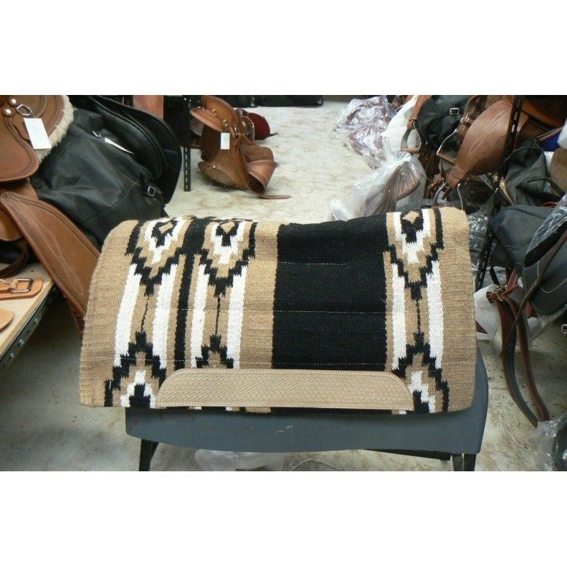 WOOL SADDLE PAD  32 by 34 model 3 on special $99 delivered