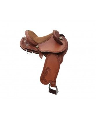 gumnut camp draft saddle