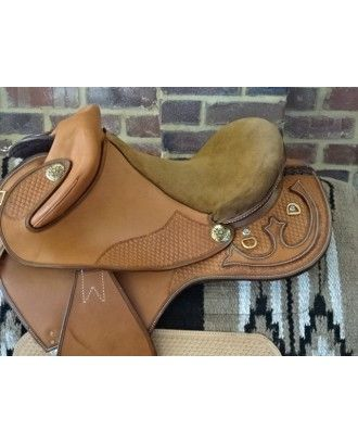 8090 campdraft saddle
