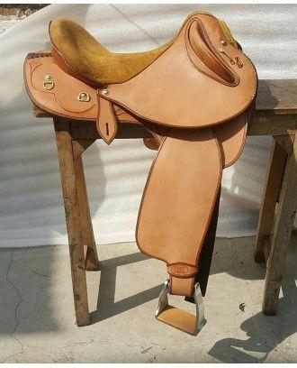 TEXAS TEA DROVER   fender stock saddle