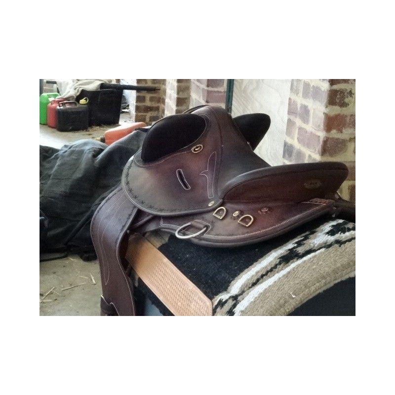 Lady Campdrafter fender stock saddle - Used Saddles