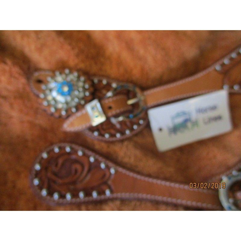 Spur straps Ladies WESTERN MODEL 757